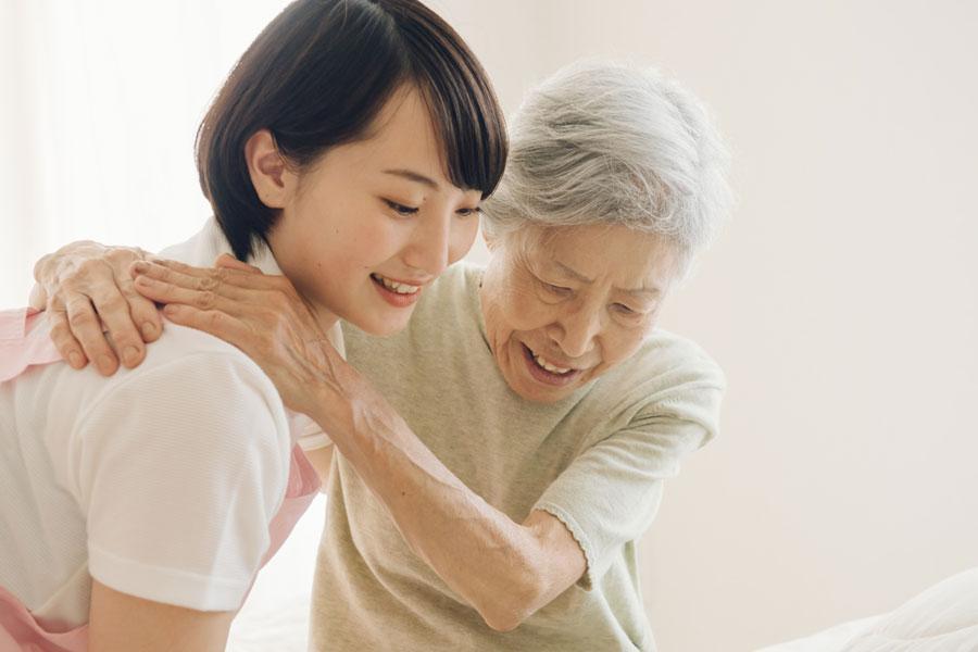 画像:訪問介護